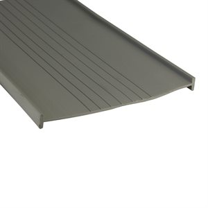 Gray 3-3 / 4 T-Shaped Bottom Seal X 400 FT