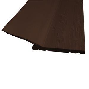 2 Brown Rolled Door Stop X 150 FT