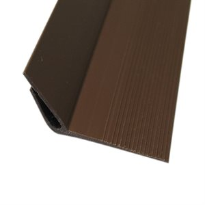 Brown Reverse Angle Seal (JS-02) X 200 FT
