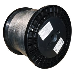 1 / 8 X 1000 FT, 7X19 Stainless Steel Aircraft Cable