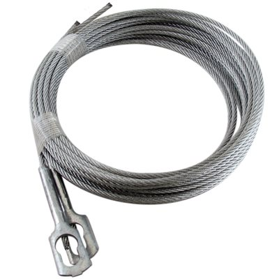 1 / 8 X 156 7X7 GAC Garage Door Extension Cables with CC-1 Clip