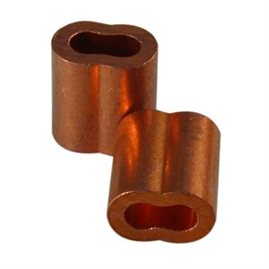 3 / 32 X 1000 Pcs Copper Sleeve (03)
