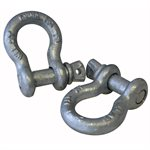 1 / 2 Load Rated Screw Pin Anchor Shackle
