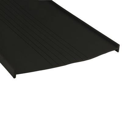 Black 4-3 / 4 T-Shaped Bottom Seal X 200 FT