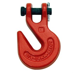 1 / 4 Grade 80 Alloy Clevis Grab Hook