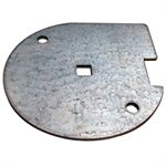 #1 Lock Bar Disc- Square Hole
