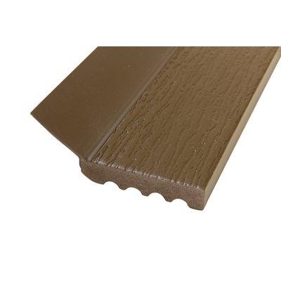 Choc Brown (P630-RSR) Uniflex 7 Ft X 15 Pcs