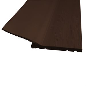 2 Brown Rolled Door Stop X 150 FT