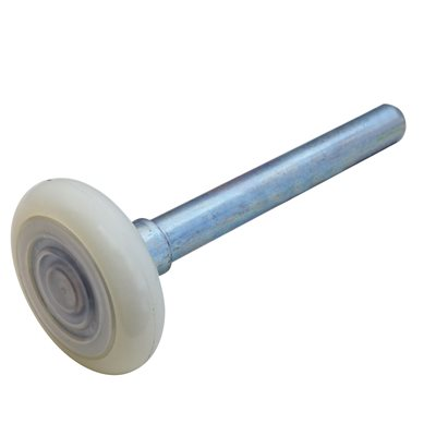 """2"""" Nylon Garage Door Roller with Cap, 4"""" Stem X 150 Pcs"""