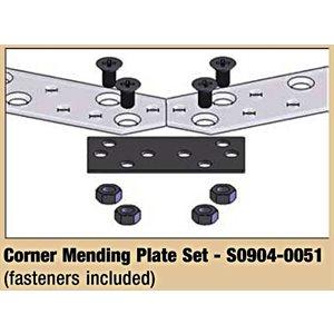 Spectrum Corner Mending Plate Set