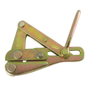 Cable Puller Single V Groove 3 / 32 Thru 3 / 16