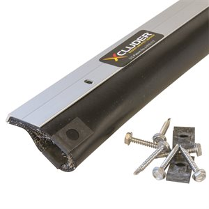 "Rodent Xcluder Commercial Door Sweep, 1 Pc, 2"" X 36"""